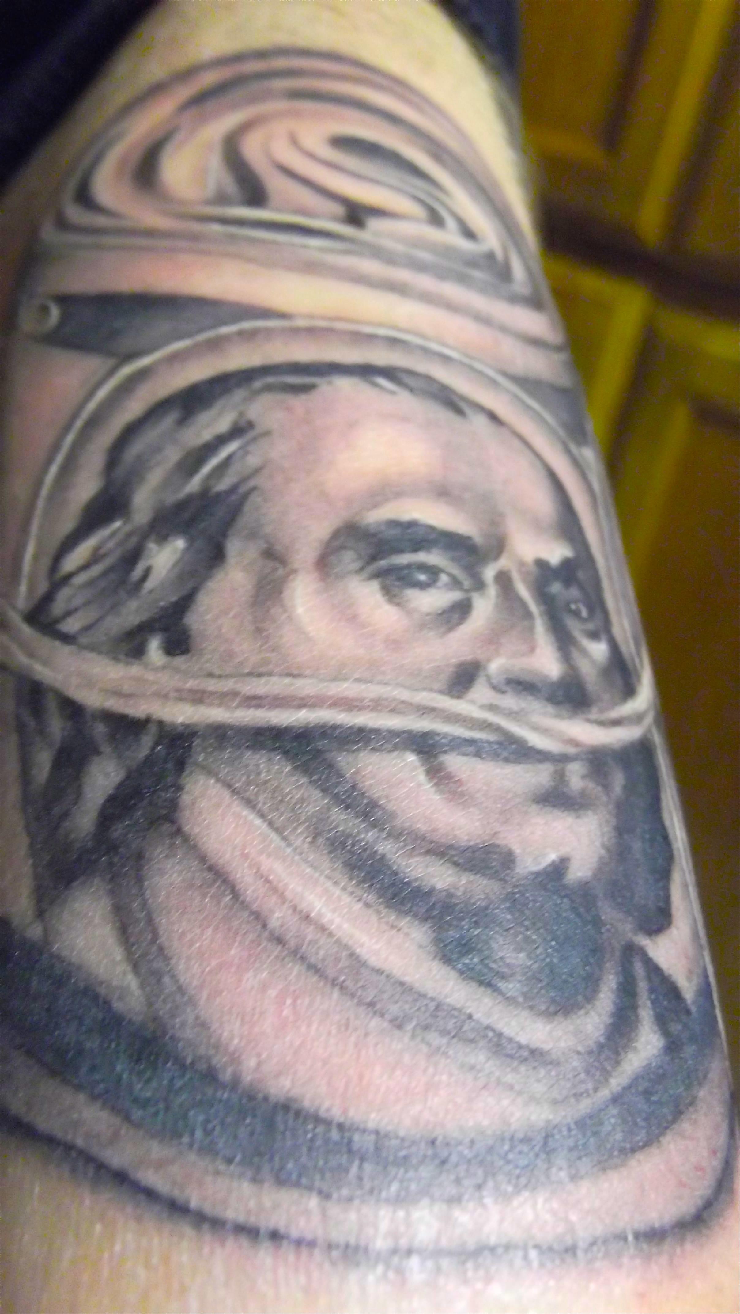 Money Stack Tattoos   www.imgkid.com - The Image Kid Has It!