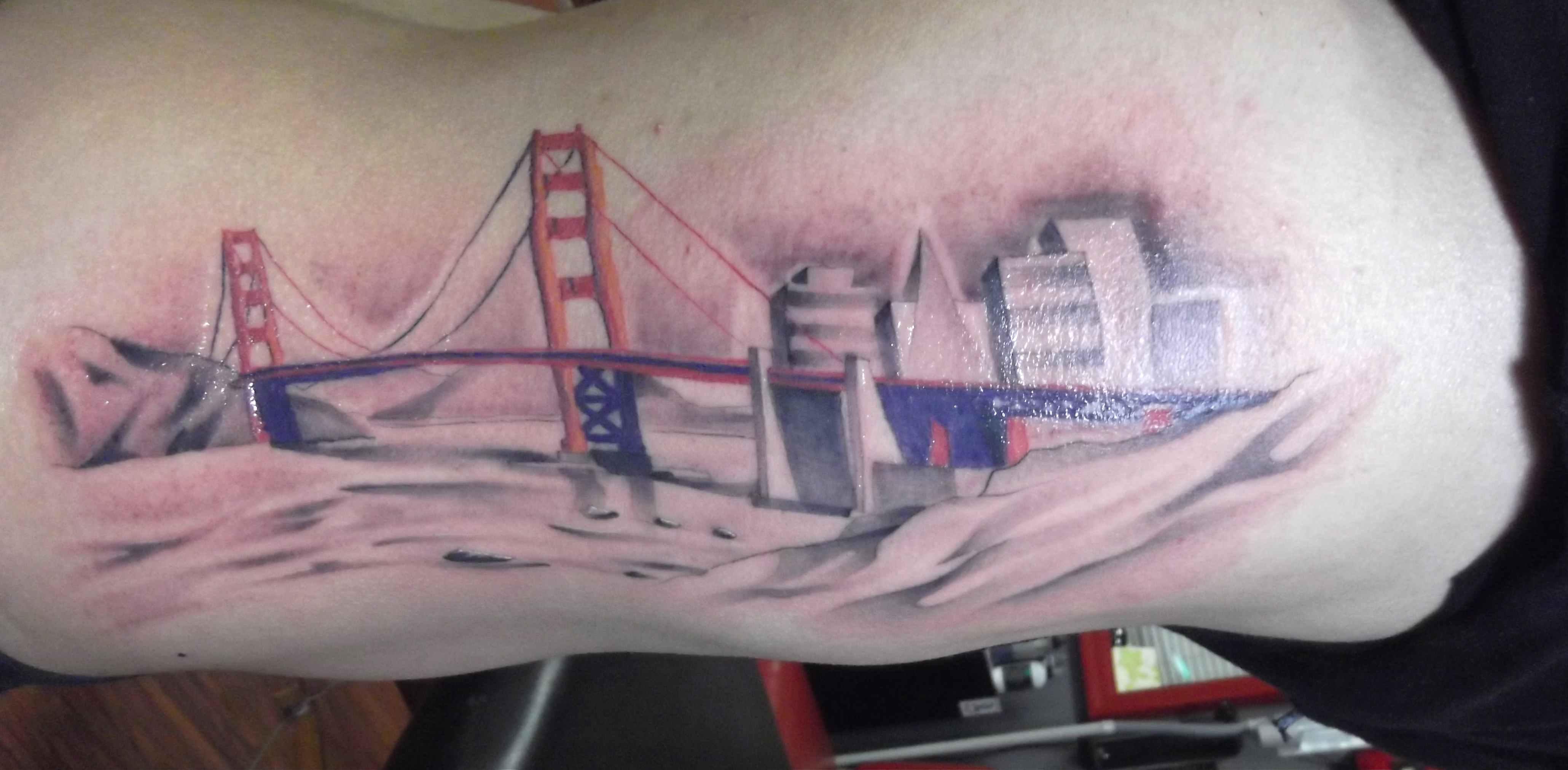 San francisco ca bryangvargas for Bay area tattoo