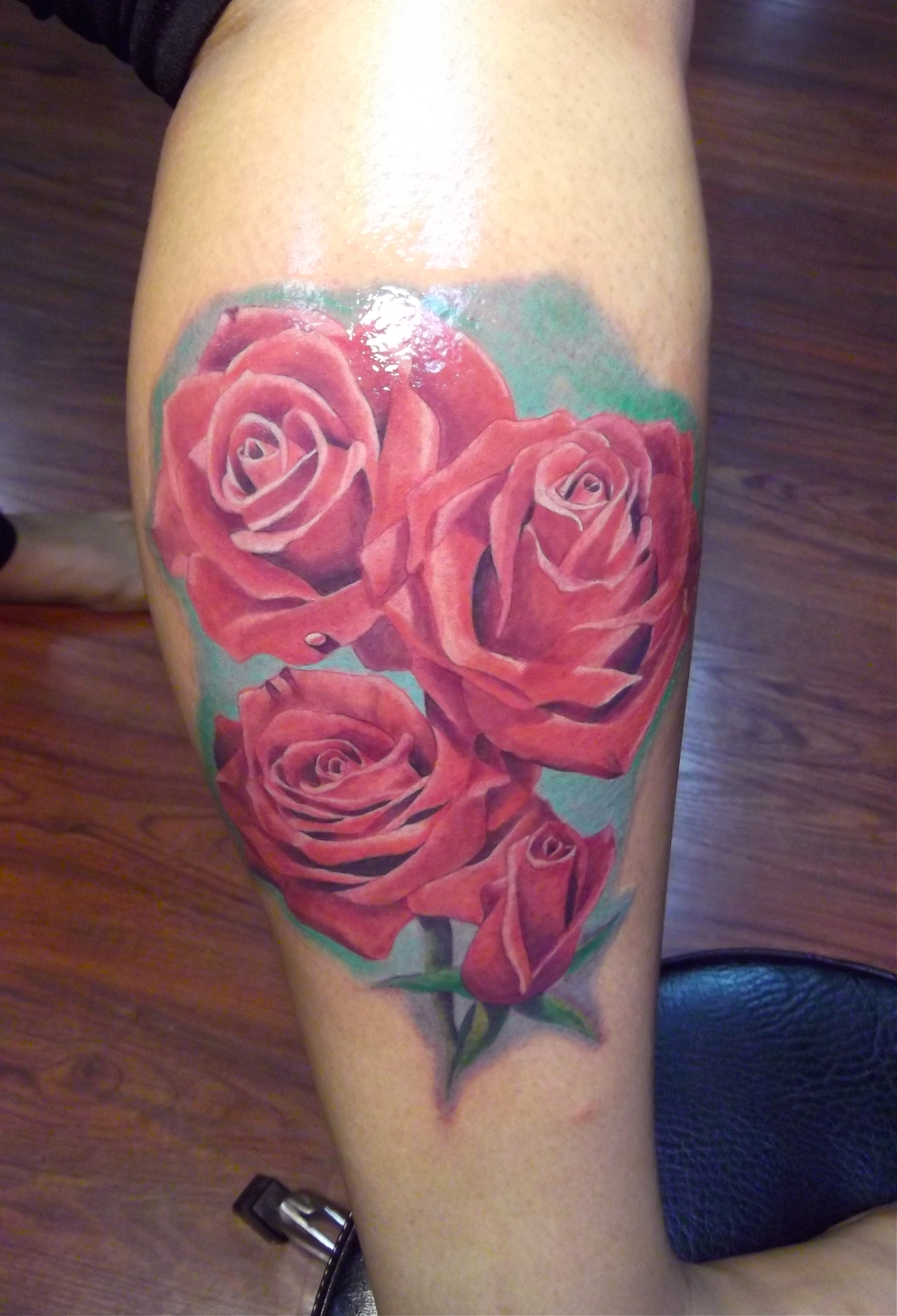 the rose tattoo research paper