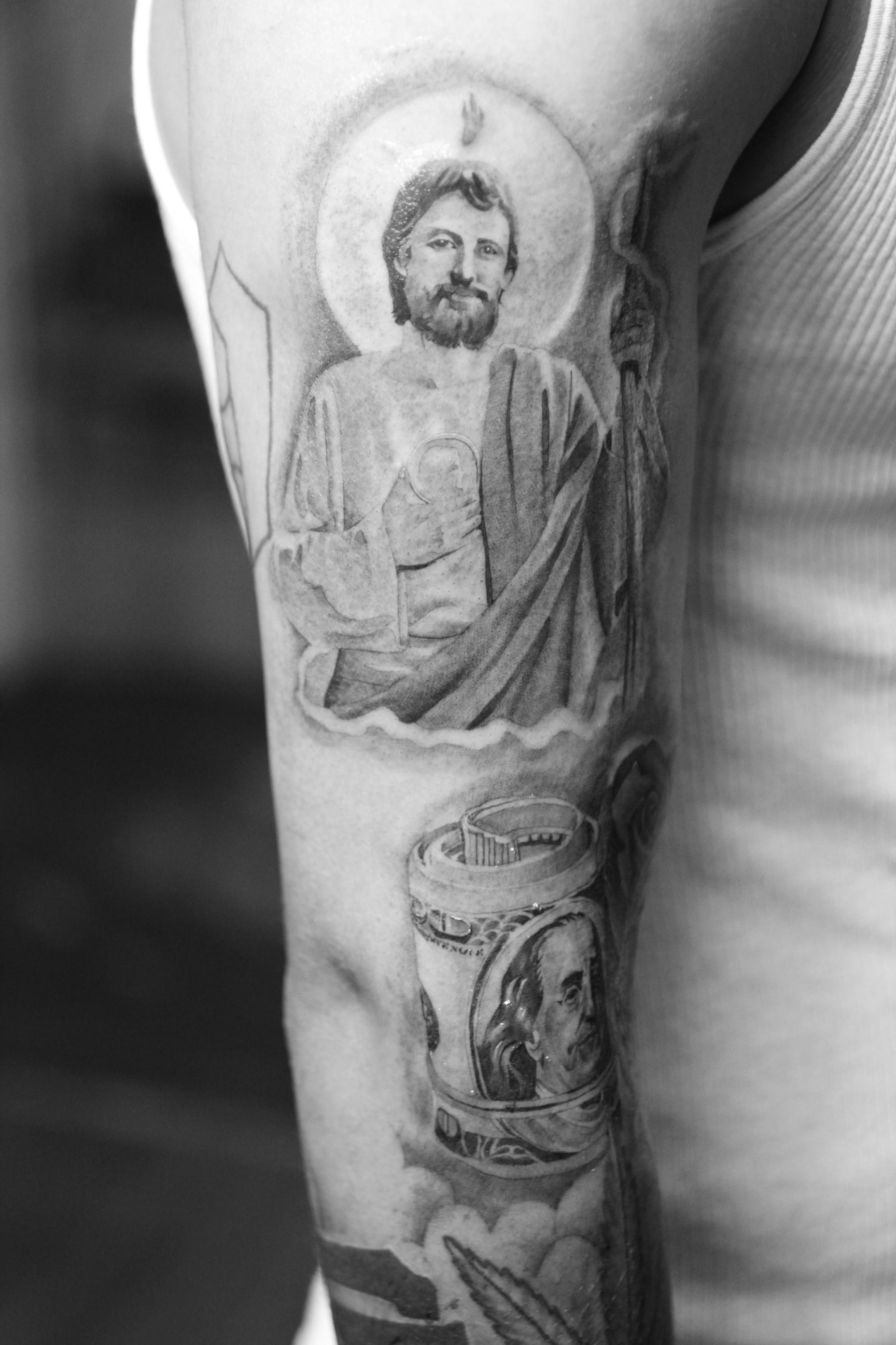 Santo San Judas Tadeo   bryangvargas